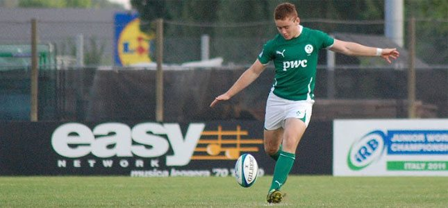 Jackson to start for the Wolfhounds.