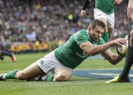 Ireland: Historic Win in South Africa.
