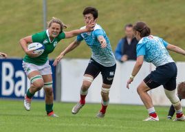 Women: Baxter and Boles in 7's Squads