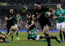 Autumn Series: Ireland 9 New Zealand 21