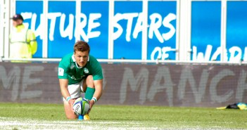 Johnny McPhillips, Ireland U20