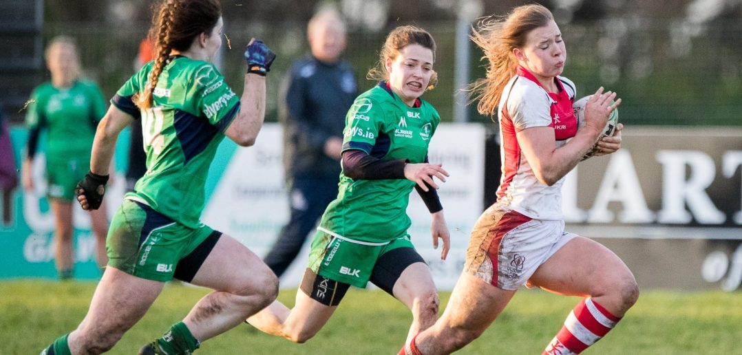 Claire McLaughlin, Ulster Women's Rugby
