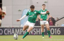 Bill Johnston, Ireland U20, RBS U20 Six Nations