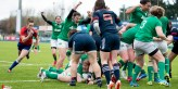 Leah Lyons, Ireland Women, RBS Women's Six Nations