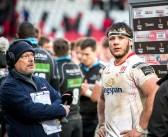 Teams up for Ulster Rugby v Zebre Rugby