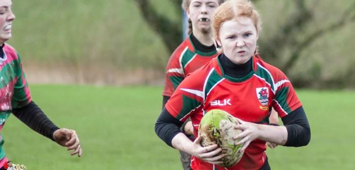 Larne U15 Girls Rugby