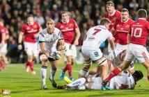 Ruan Pienaar, Ulster Rugby, Munster Rugby, Guinness PRO12