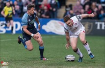 Paddy Jackson, Ulster Rugby