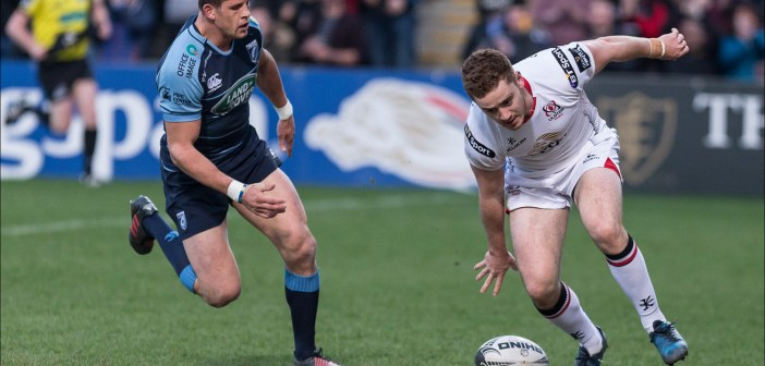 Cardiff dampen Ulster Rugby's top four charge!