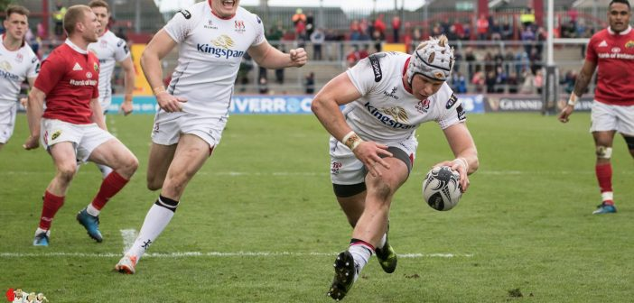 Ulster errors hand game to Munster.