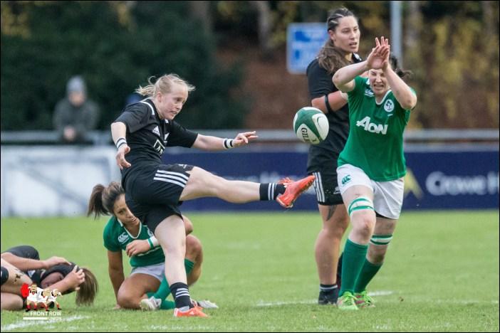 Kendra Cocksedge, New Zealand Women's Rugby