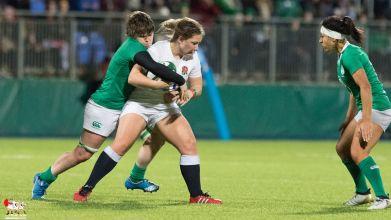 2017-03-17 Ireland Women v England Women (Six Nations) -- 49