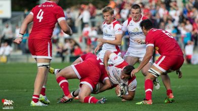 Ulster A v Canada A