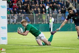 2017-02-24 Ireland U20 v France U20 (Six Nations) -- M30