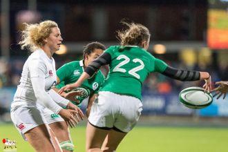 2017-03-17 Ireland Women v England Women (Six Nations) -- 73