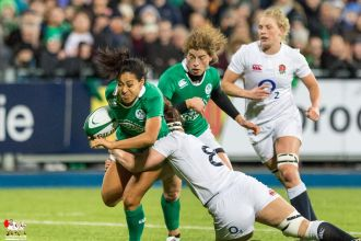 2017-03-17 Ireland Women v England Women (Six Nations) -- 30