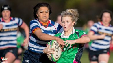 2017-01-08 Ballynahinch Women v Blackrock Women -- 27