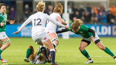 2017-03-17 Ireland Women v England Women (Six Nations) -- 17
