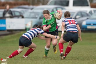 2017-01-08 Ballynahinch Women v Blackrock Women -- 12