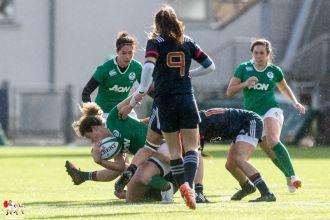 2017-02-26 Ireland Women v France Women (Six Nations) -- M27