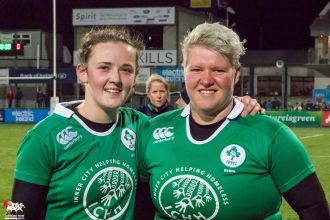 2017-03-17 Ireland Women v England Women (Six Nations) -- 80
