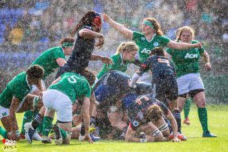 2017-02-26 Ireland Women v France Women (Six Nations) -- M19