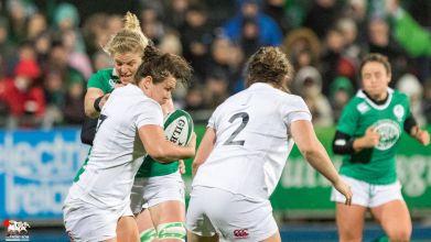 2017-03-17 Ireland Women v England Women (Six Nations) -- 16