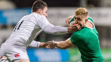 2017-03-17 Ireland U20s v England U20s (Six nations) -- 49