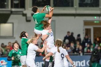 2017-03-17 Ireland Women v England Women (Six Nations) -- 22