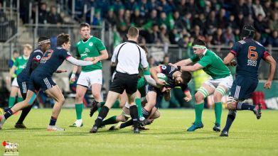 2017-02-24 Ireland U20 v France U20 (Six Nations) -- M22