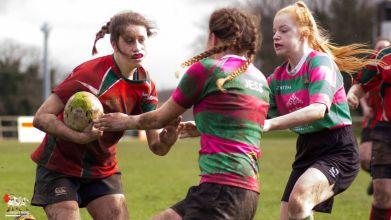 Larne U15 Girls v Donaghadee U15 Girls