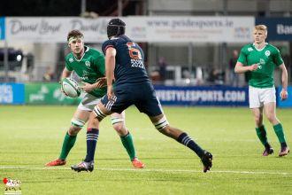 2017-02-24 Ireland U20 v France U20 (Six Nations) -- M38