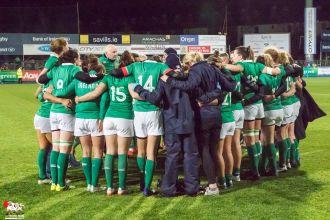 2017-03-17 Ireland Women v England Women (Six Nations) -- 79