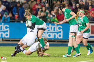 2017-03-17 Ireland Women v England Women (Six Nations) -- 38
