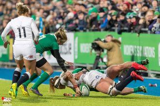 2017-03-17 Ireland Women v England Women (Six Nations) -- 61