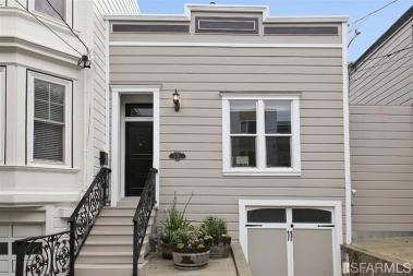 Bernal Heights Single Family Home