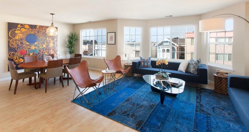 For Sale: 1582 48th Ave, Top Floor Condo By Ocean Beach!