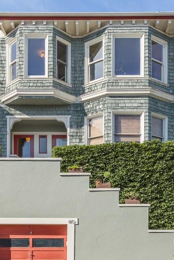 62 Buena Vista Terrace: Top Floor