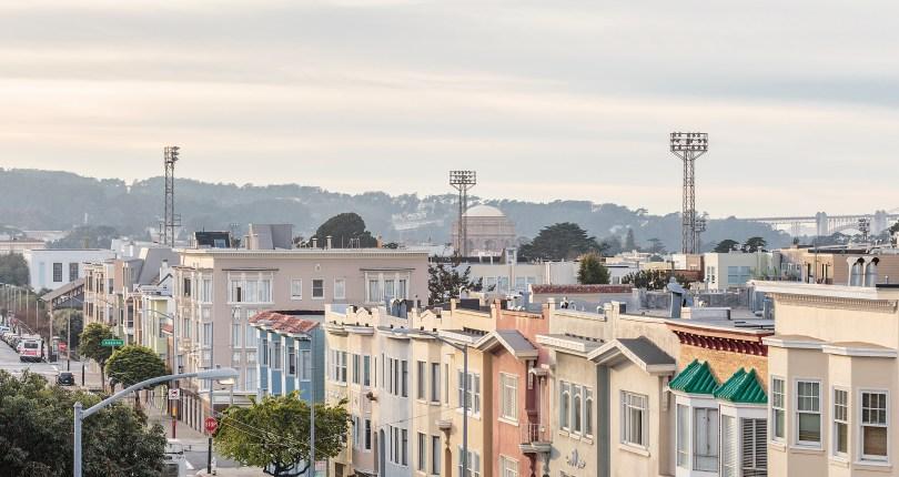 Liquefaction Zones Of San Francisco's Marina District