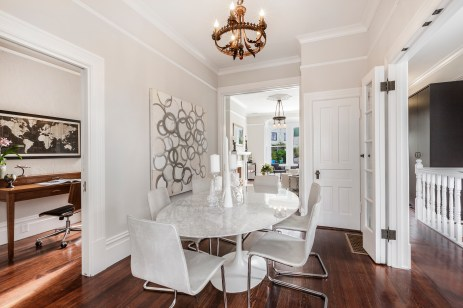 1793 Sanchez Formal Dining Room and Office/Bedroom