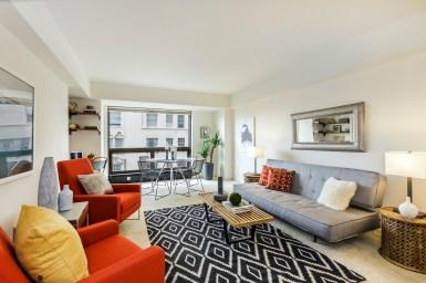 1177 California #304, Gramercy Towers Living Room