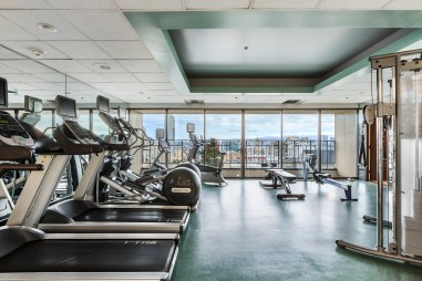 1177 California, Gramercy Towers Fitness Center