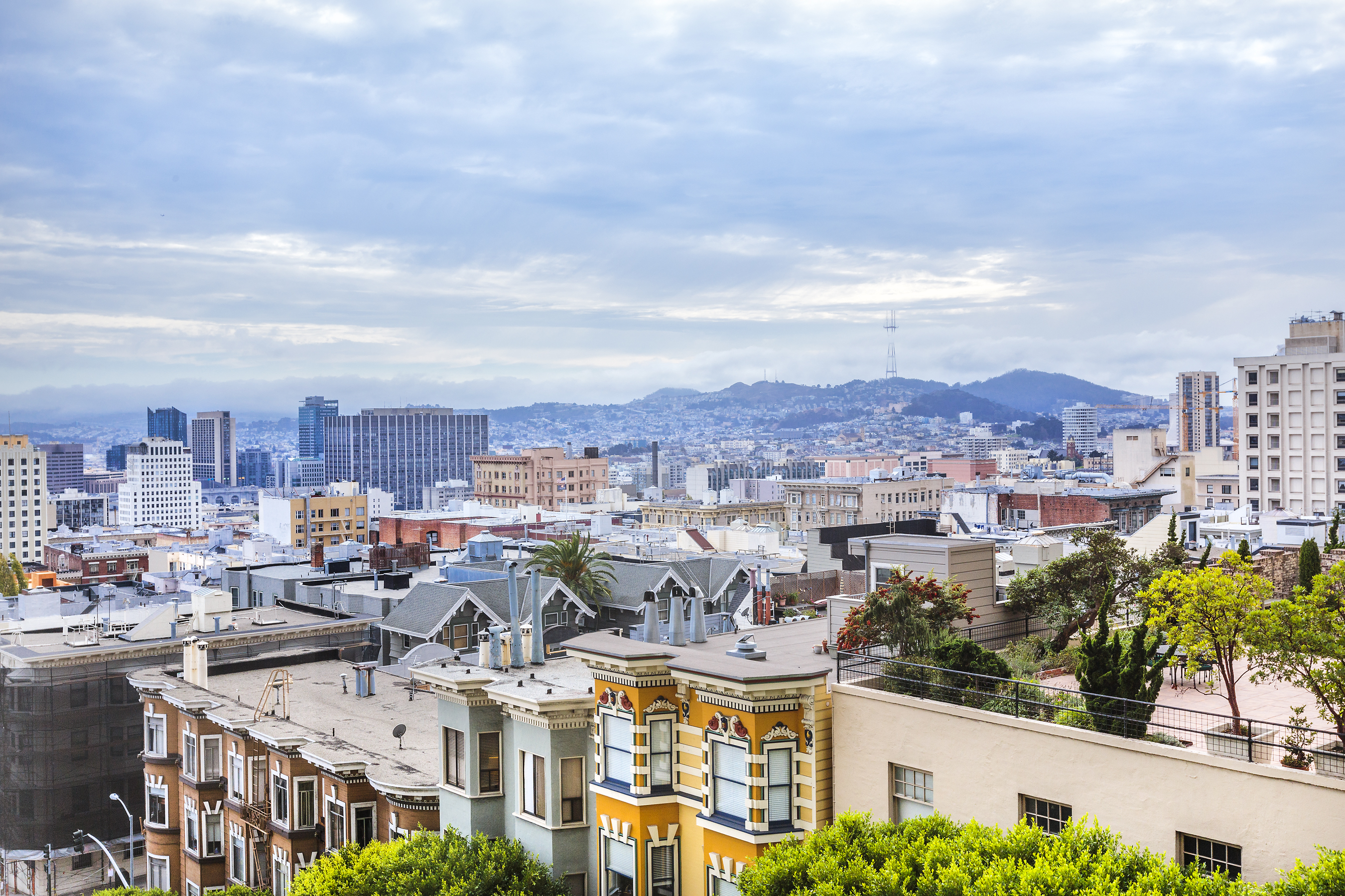 SOLD | 1177 California #304, Gramercy Towers | Nob Hill