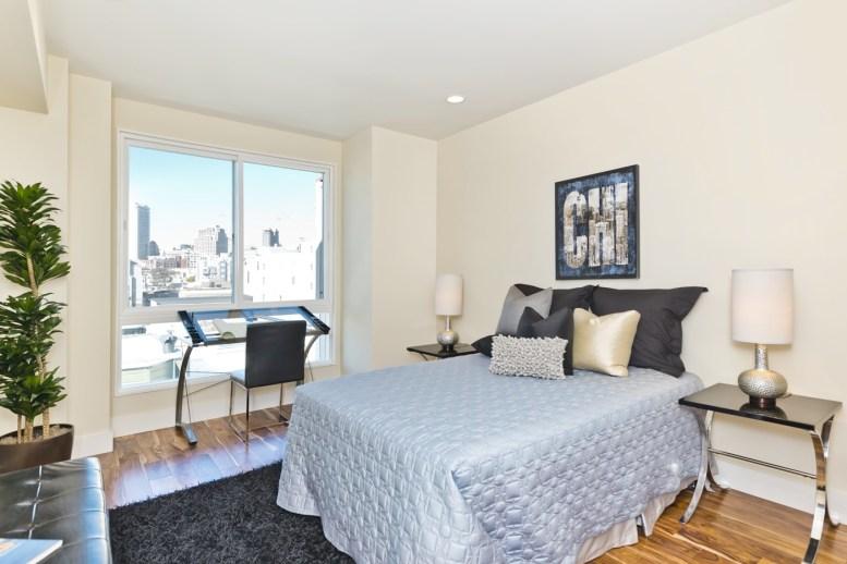 960 Harrison 2nd Bedroom