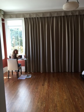 Master Bedroom before...