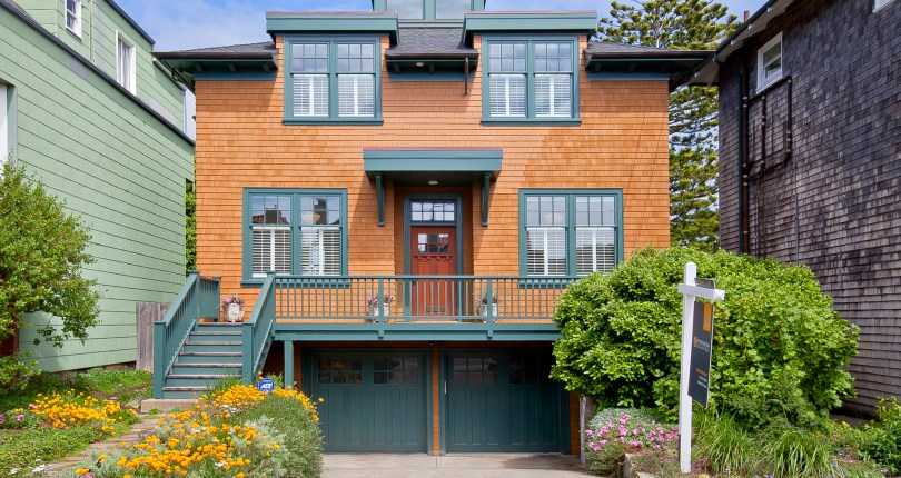 "Sutro Heights Dream ""Cottage"" Asks $3,495,000"