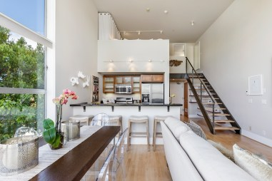 SOLD | 1011 23rd Street | Modern Loft In Dogpatch