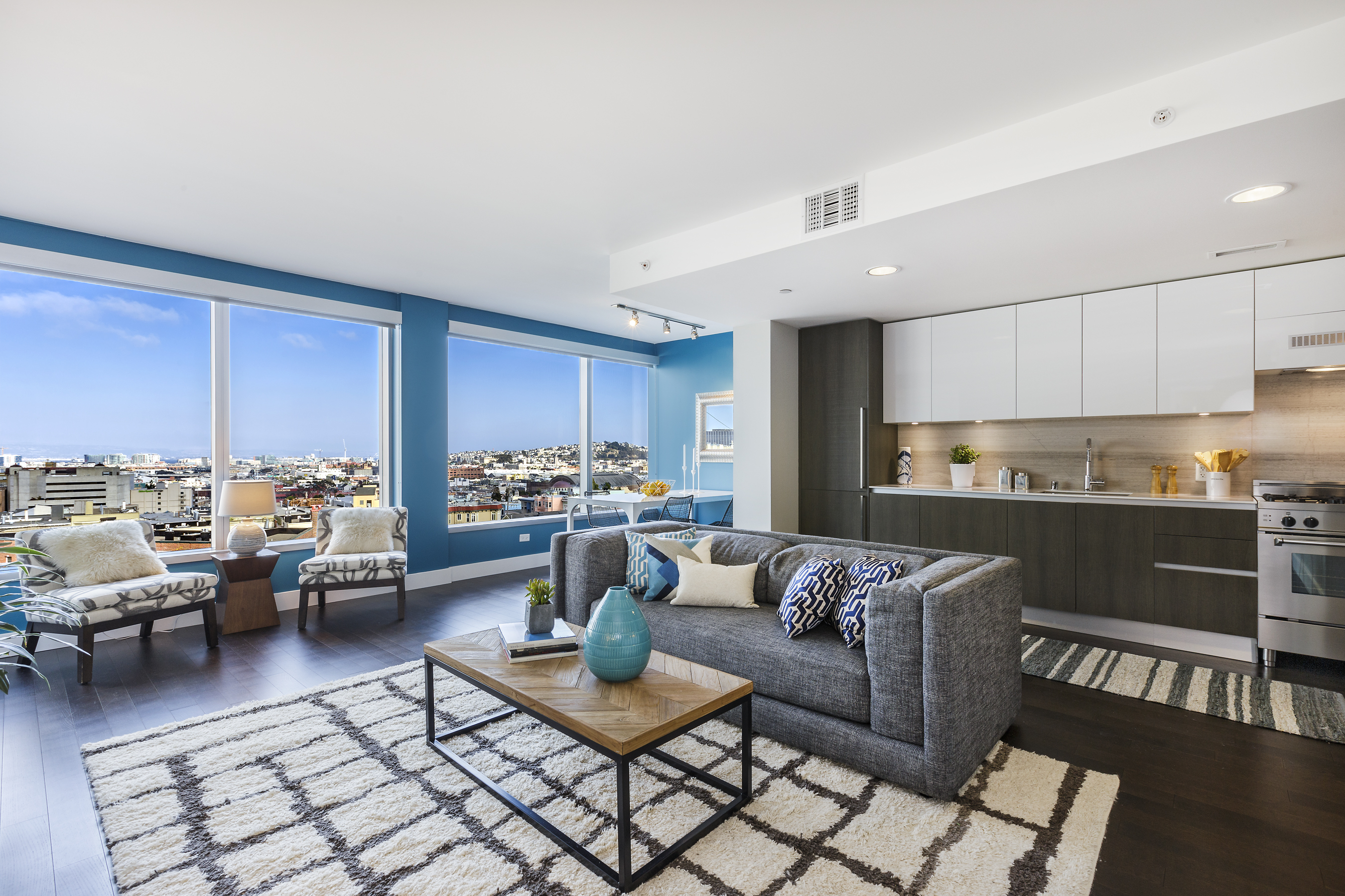 For Sale   8 Buchanan #612   Hayes Valley   $1,295,000