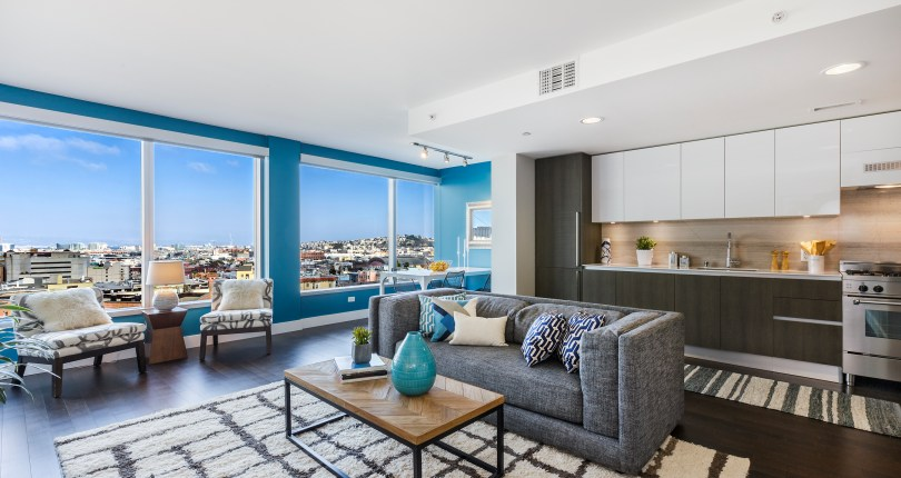For Sale | 8 Buchanan #612 | Hayes Valley | $1,295...