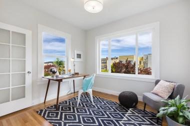 SOLD | $1,412,000 | 754 18th Ave Sunroom | Central Richmond